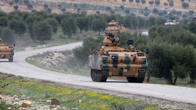 Son dakika haberi: TSK'dan Afrin açıklaması: 2059 terörist etkisiz hale getirildi
