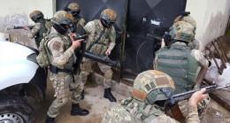 Bursa ve Yalova'da drone destekli uyuşturucu operasyonu: 59 gözaltı