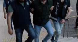 Erzincan merkezli FETÖ operasyonu: 14 gözaltı