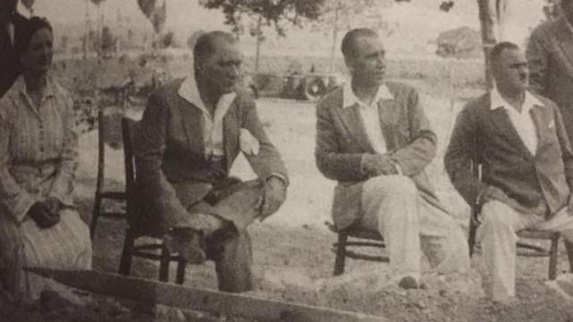 Atatürk'ün bu fotoğrafı büyük yankı uyandırdı