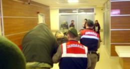 Edirne'de yakalan 2 Yunan askeri hakkında karar